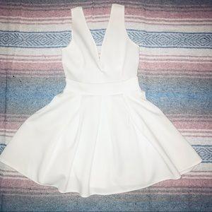 Dainty Hooligan White Dress
